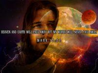 Mark 13 Verse 31 ESV