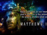Matthew 5 Verse 12 ESV