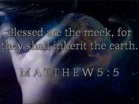 Matthew 5 Verse 5 ESV