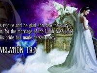 Revelation 19 Verse 7 NAS