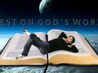 Rest On Gods Word