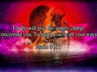 Psalm 91 Verse 11 NAS