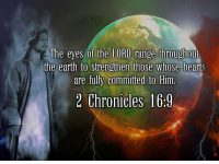 2 Chronicles 16 Verse 9 NIV