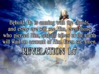 Revelation 1 Verse 7 ESV