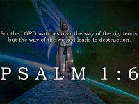 Psalm 1 Verse 6
