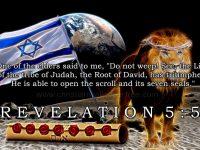 Revelation 5 Verse 5 Quote