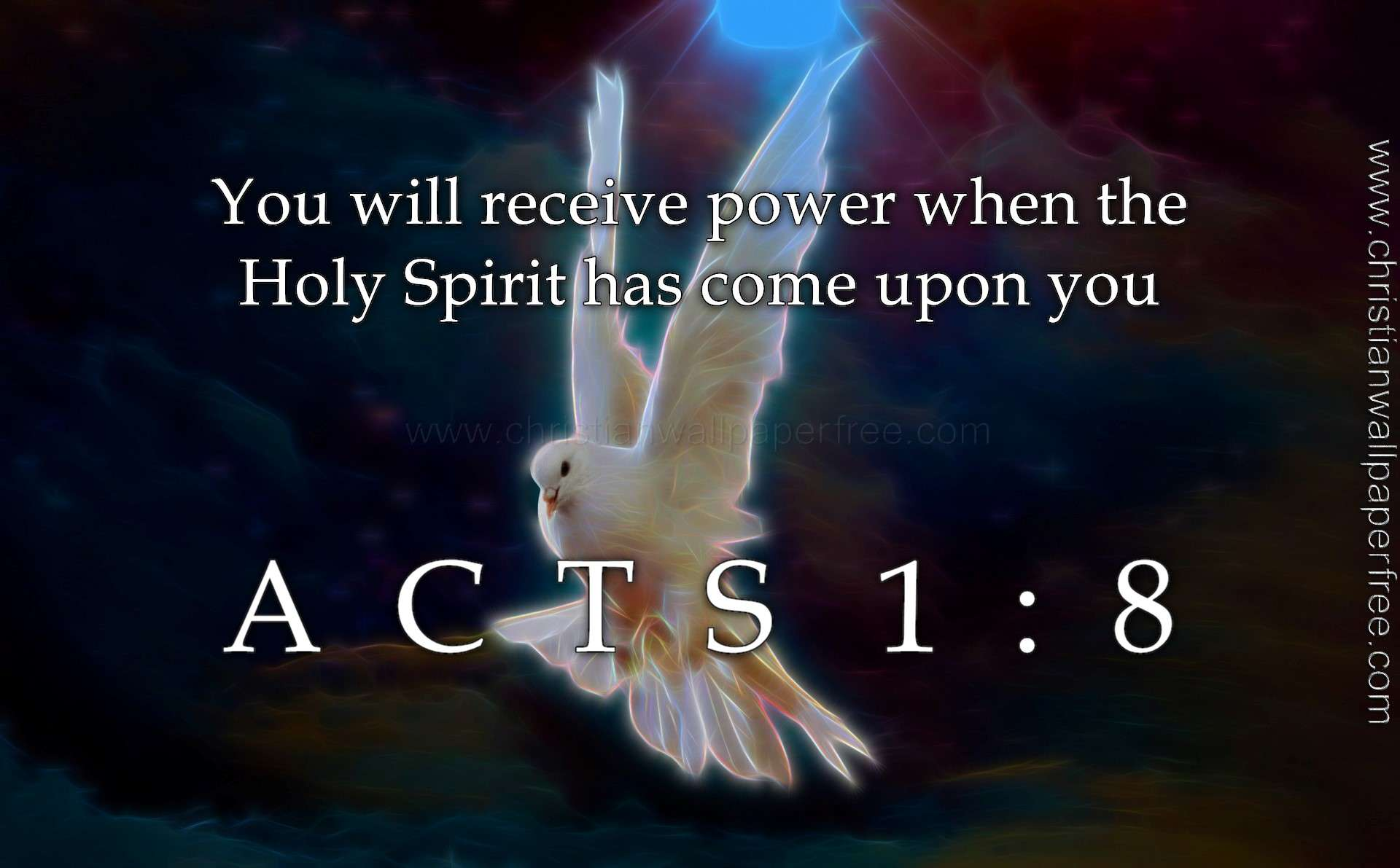 Acts 1 Verse 8