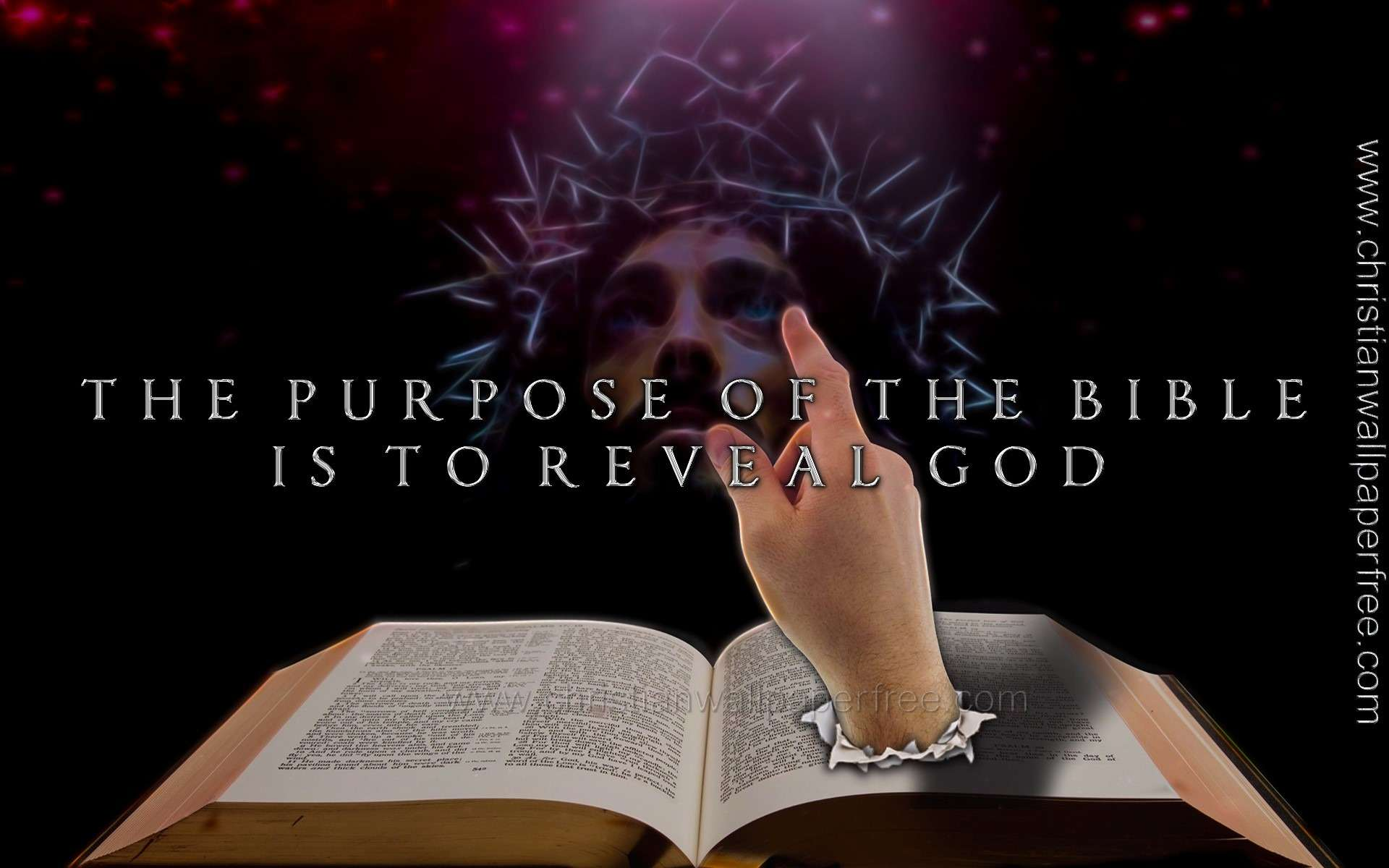 The Purpose of the Bible Is