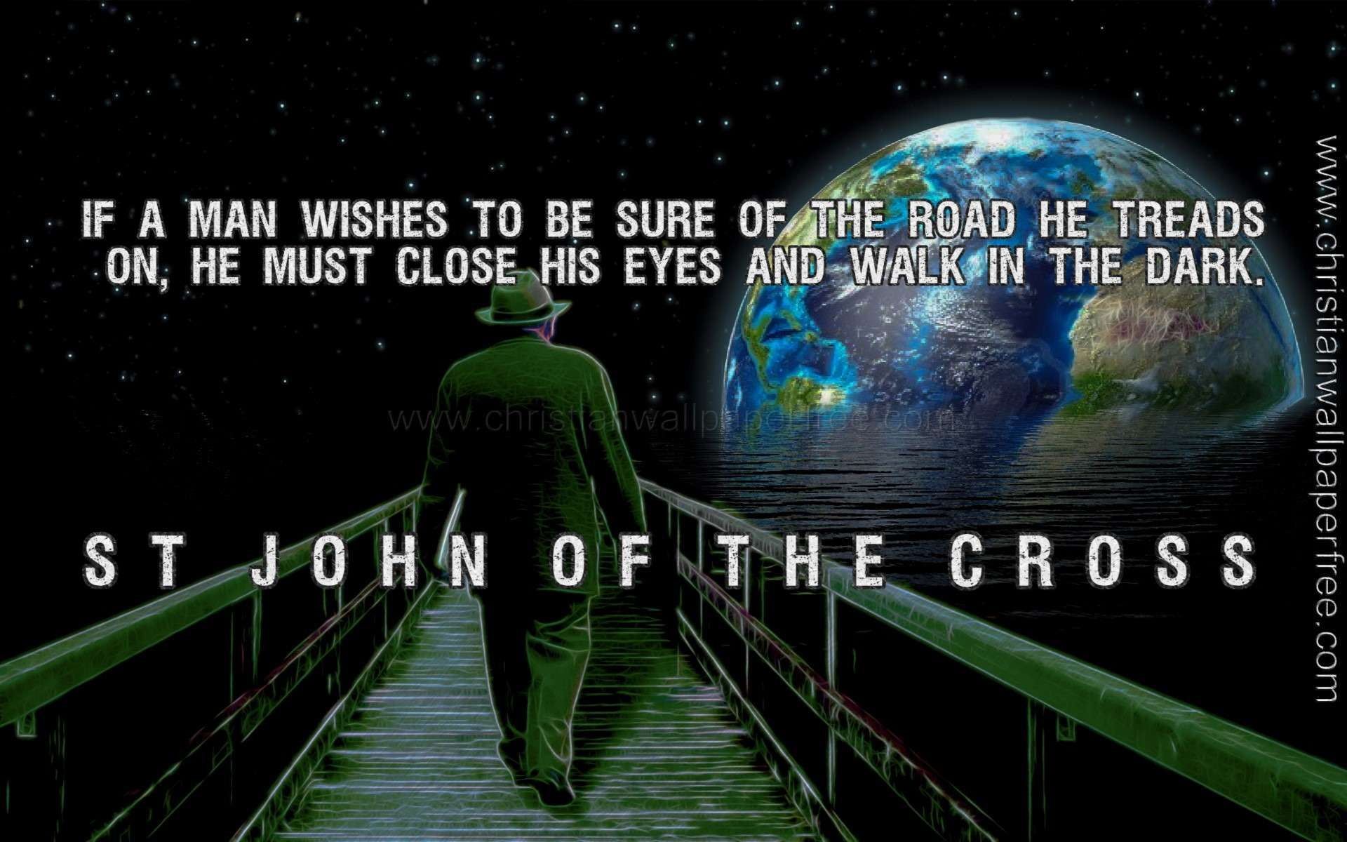 Walk in the Darkness St John of the Cross